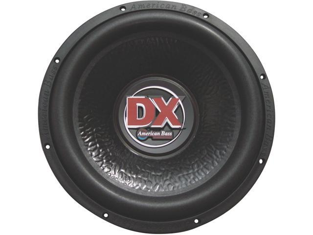 New American Bass Dx104 10