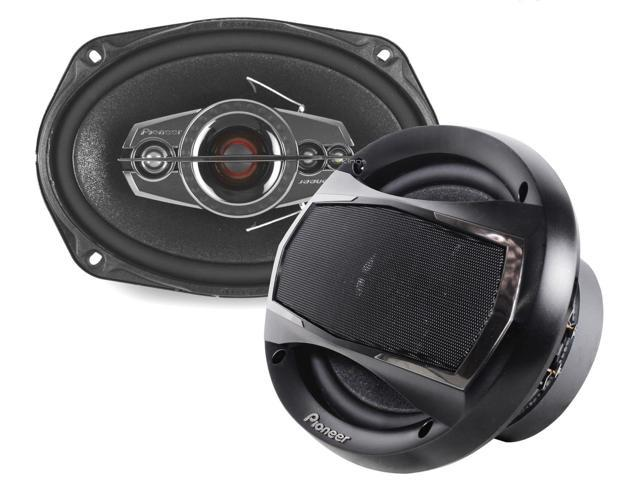 New Pair Pioneer Ts-A6995r 6X9