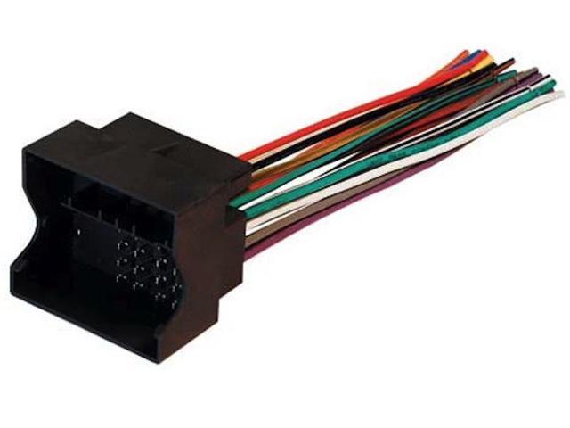 New American International Ewh1010 02-04 Bmw / Vw Plugs Into Factory Harness