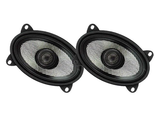 New Pair American Bass Sq4x6 4X6