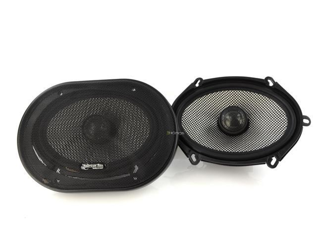 New Pair American Bass Sq5.7 6X8