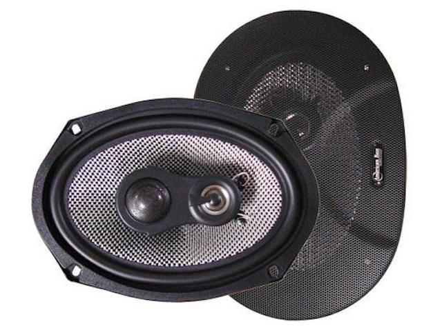New Pair American Bass Sq6.9 6X9