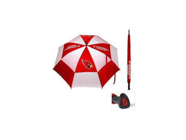 Team Golf 30069 Arizona Cardinals 62 in. Double Canopy Umbrella