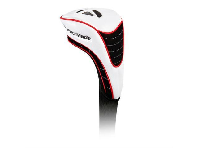 TaylorMade driver sock headcover white/black