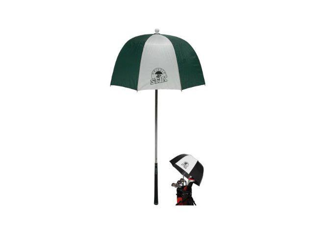 ProActive Drizzle Stik (Forest/White) - golf bag umbrella