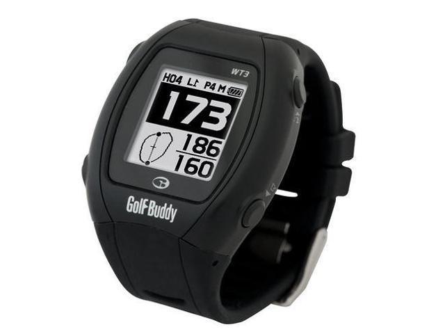 Golf Buddy WT3 GPS Rangefinder Watch - GB-WT3 - Black