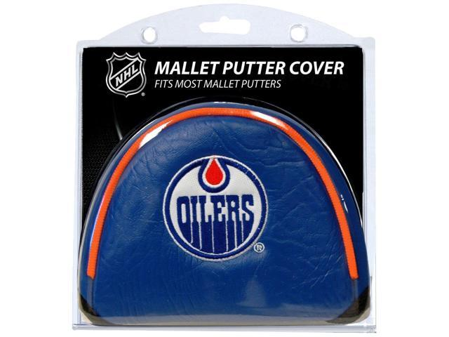 Team Golf 14031 Edmonton Oilers Mallet Putter Cover