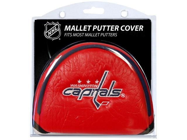 Team Golf 15831 Washington Capitals Mallet Putter Cover