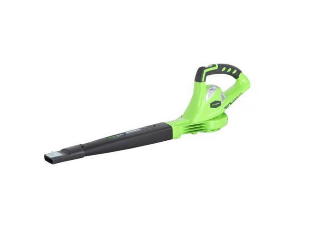 24102 40V Cordless Lithium-Ion Two Speed Handheld Blower (Bare Tool)