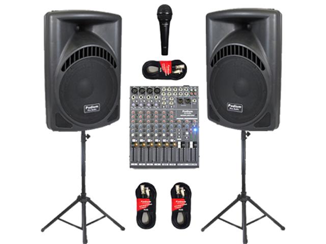 Podium Pro Pair DJ 15