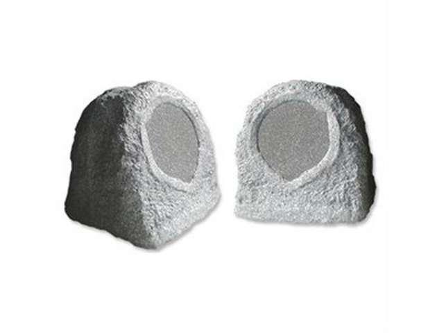 Acoustic Audio RS6GG Outdoor Garden Waterproof Granite Rock Patio Speaker Pair 500 Watts New RS6GG-Pr