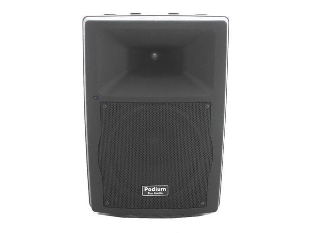 Podium Pro Audio Speakers Podium Pro Audio Pp1007a1