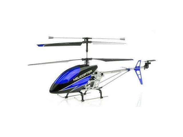 "9118 Double Horse 2.4 Ghz 29"" 3.5 CH Gyro Radio Control Metal RTF RC Helicopter"