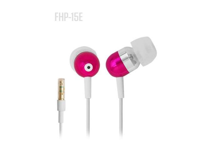 Frisby In-Ear Headphone Sound Isolating Earbuds Earphone 3.5mm Stereo for IOS Android