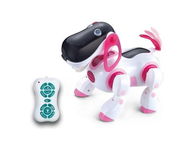 IR RC Intelligent Voice Recognition Touch Control Singing Walking Robot Dog Toy