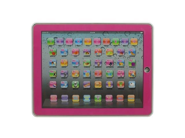 Y-pad English Computer Table Learning Education Machine Tablet Toy Gift for Kids