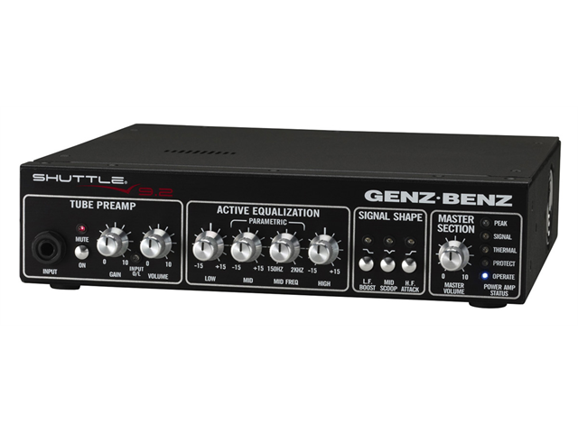 Genz Benz Shuttle 9.2 900W Bass Amp