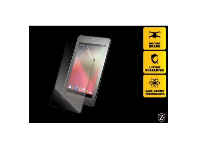 Zagg InvisibleShield Front LCD Screen Protector Skin Guard for Asus Google Nexus 7