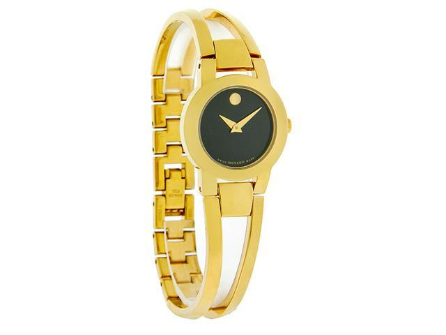 Movado Amorosa Ladies Watch 0604758