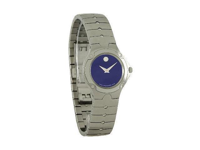 Movado SE Sports Edition Womens Mini Watch 0604836