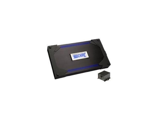 Absolute Evolution Series DEV2500 2500-Watt Maximum Power Class D Digital Mono Block Amplifier