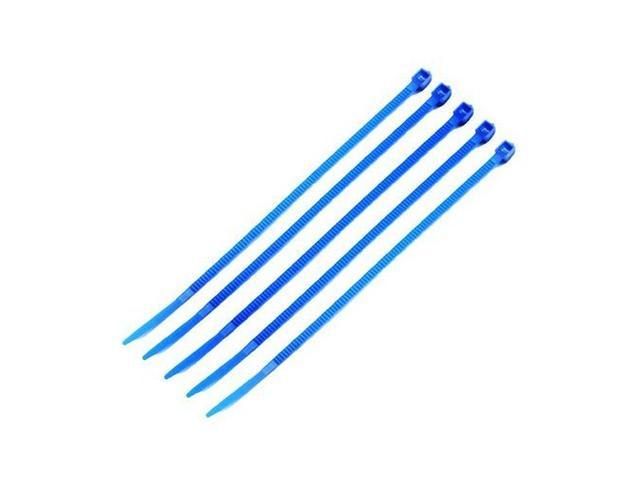 Absolute CT4100BL 4-Inch Cable Tie - 100 Pieces (Blue)