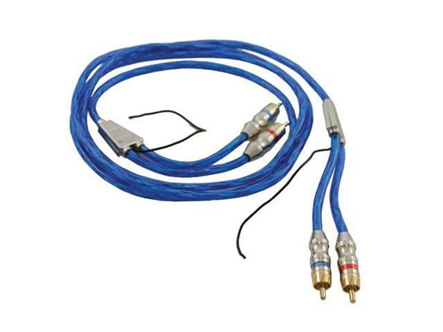Absolute ABHP20 High Performance RCA Interconnector Cable - 20 Feet