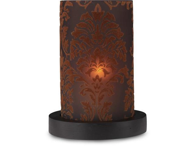 Chocolate Candle Holder
