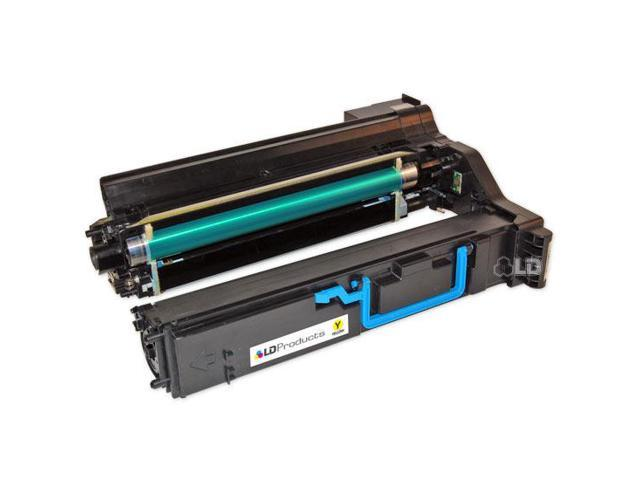 LD © Konica Minolta MagiColor 5430 DL & 5450 Compatible 1710580-002 Yellow Laser Toner Cartridge