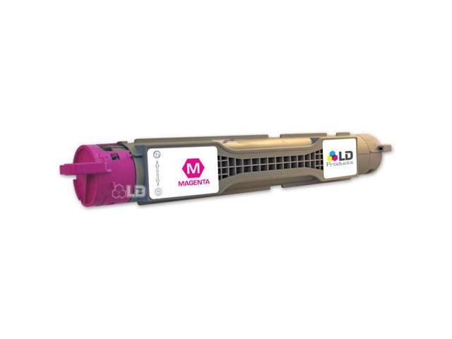 LD © Refurbished Toner to replace Dell 310-5809 (H7031) High Yield Magenta Toner Cartridge for your Dell 5100cn (5100) Color Laser printer