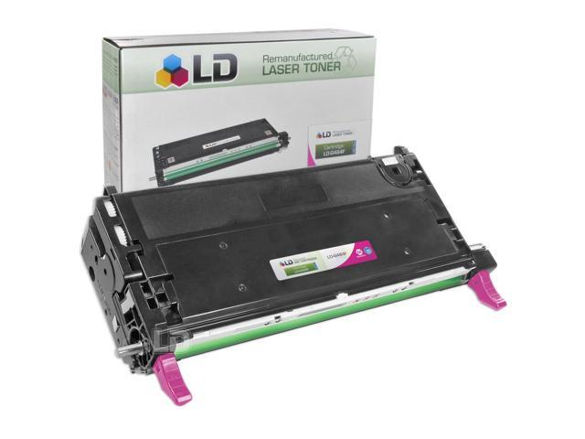 LD © Refurbished Toner to replace Dell 330-1200 (G484F) High Yield Magenta Toner Cartridge for your Dell 3130cn (3130) Color Laser printer