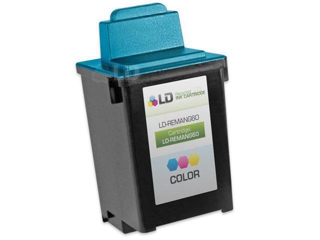 LD © Lexmark Remanufactured 17G0060 (#60) Color Ink Cartridge