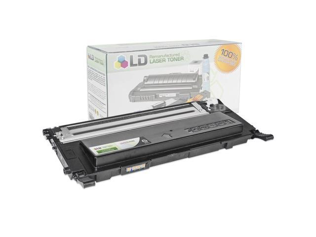 LD © Replacement CLT-K409S Black Laser Toner Cartridge for use in Samsung CLP-315, CLP-310, CLP-310N, CLP-315W, CLX-3170, ...