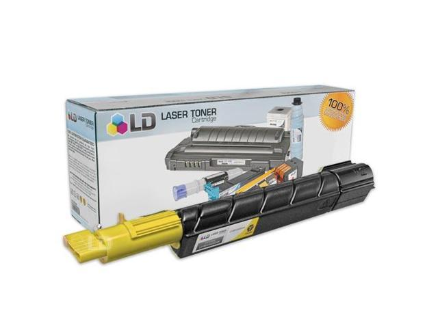 LD © Compatible Yellow Laser Toner Cartridge for Canon 8643A003AA (GPR13) for ImageRunner C3100