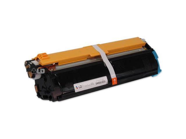LD © Compatible Konica-Minolta MagiColor QMS 2300 1710517-008 Cyan Laser Toner Cartridge