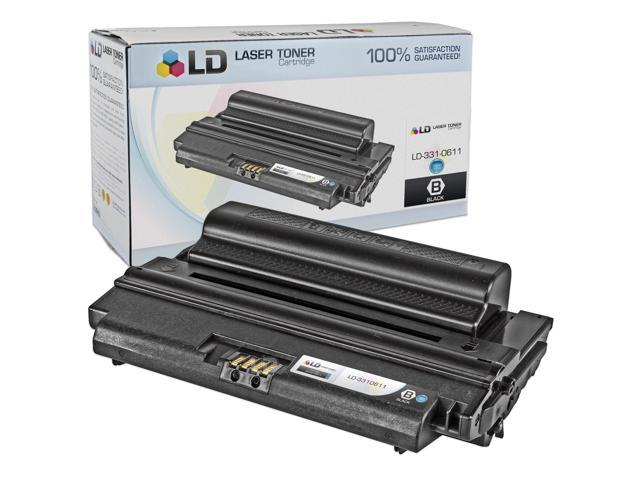 LD © Compatible Alternative to Dell 2355dn Toner Cartridge, High Yield Black 330-0611, YTVTC