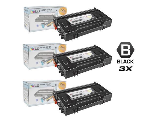 LD © 3 Compatible Black UG5550 Laser Toner Cartridges