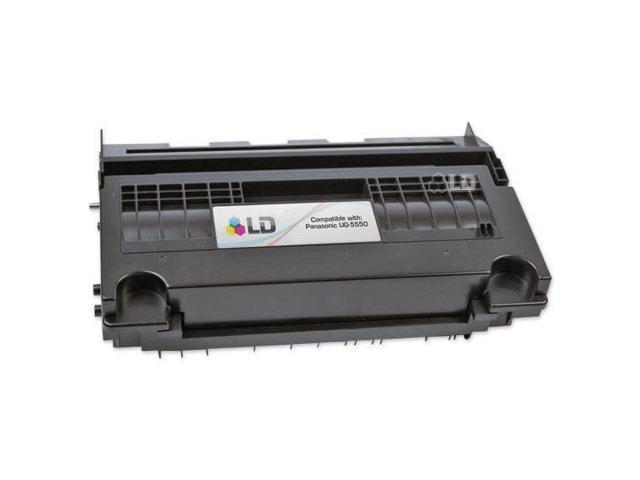LD © Compatible Panasonic UG-5550 Black Toner for the Panafax UF-6950, UF-7950
