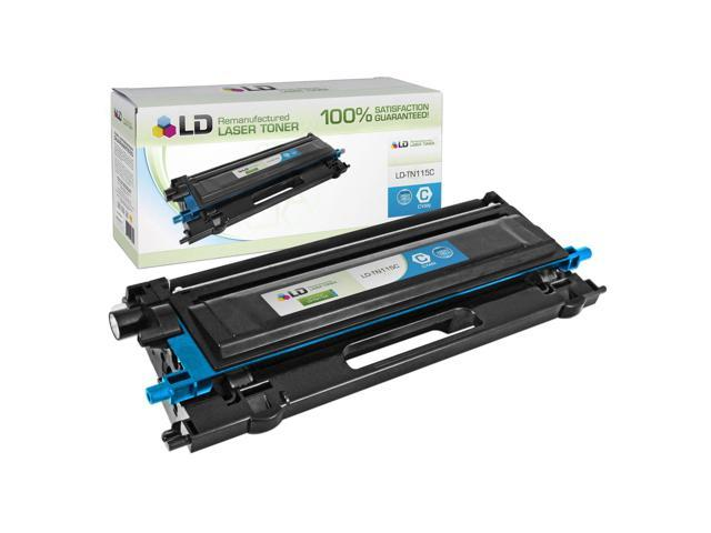 LD © Compatible Replacement for Brother TN315C High Yield Cyan Laser Toner Cartridge for use in Brother HL-4150cdn, HL-4570cdw, ...