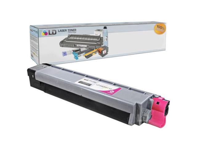 LD © Okidata Compatible 44059110 (Type C14) Magenta Laser Toner Cartridge for the Oki C830
