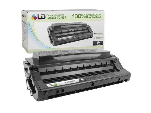 LD© Samsung Remanufactured Replacement SF-6800D6 Black Laser Toner Cartridge for use in Samsung MSYS 730, MSYS 6750, MSYS 6800, MSYS 6900, SF 6800, SF 6800P, and SF 6900 Printers