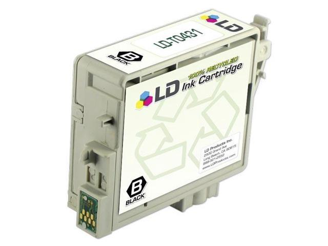 LD © T043120 Epson Remanufactured Black T043120 Ink Cartridge