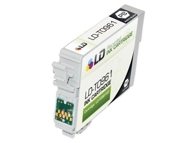 LD © Remanufactured Photo Black Ink for Epson 96 (T096120)
