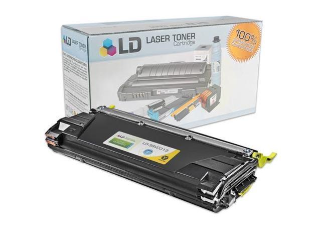 LD © Remanufactured High Yield Yellow Laser Toner Cartridge for IBM 39V0313 (InfoPrint Color 1534 and 1634 Series)