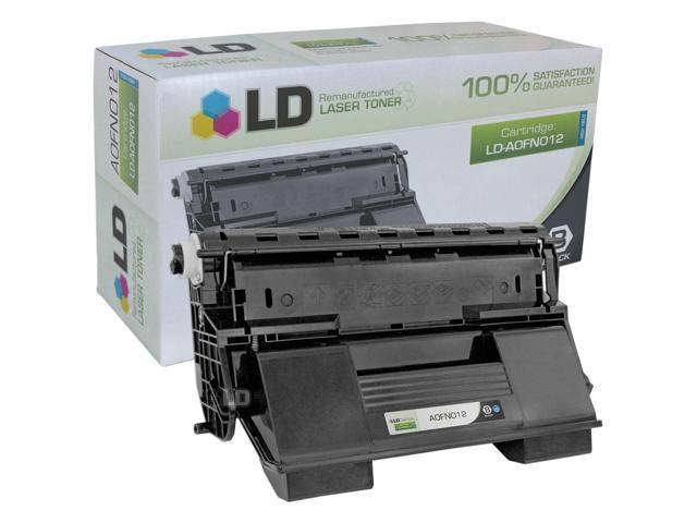 LD �� Remanufactured Replacement for Konica-Minolta A0FN012 High Yield Black Laser Toner Cartridge for use in Konica-Minolta PagePro 4650EN Printer
