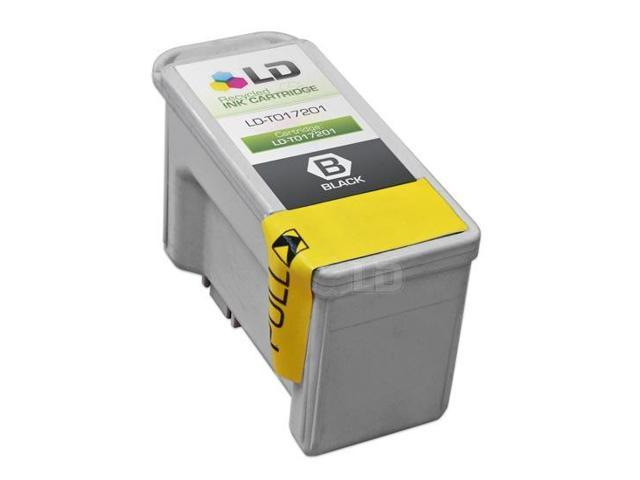 LD �� Epson T017201 (T017) Black Remanufactured Ink Cartridge