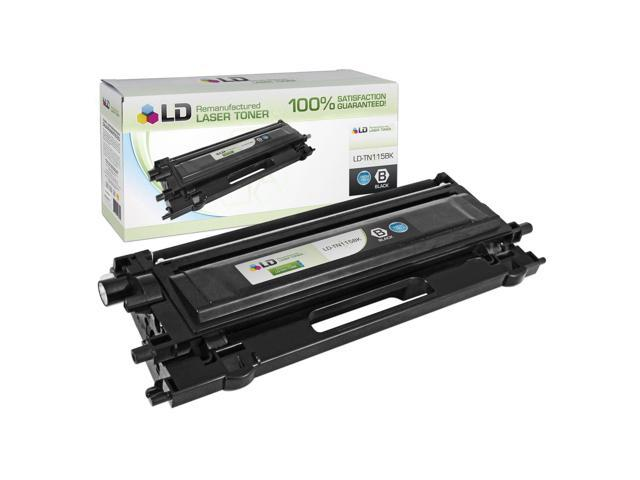 LD © Compatible Replacement for Brother TN315BK High Yield Black Laser Toner Cartridge for use in Brother HL-4150cdn, HL-4570cdw, ...