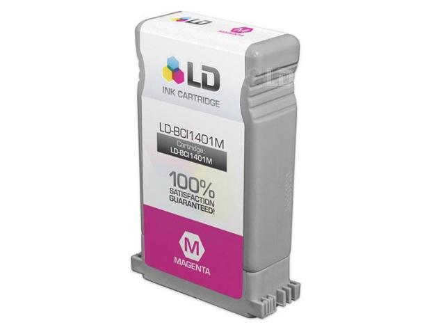 LD © Canon BCI1401M Magenta Compatible Inkjet Cartridge for imagePROGRAF W7250