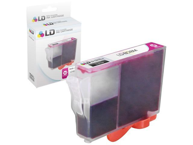 LD �� Canon BCI8M Magenta Compatible Inkjet Cartridge