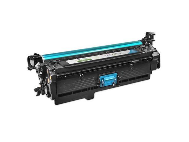 LD © Remanufactured Replacement Laser Toner Cartridge for Hewlett Packard CF031A (HP 646A) Cyan
